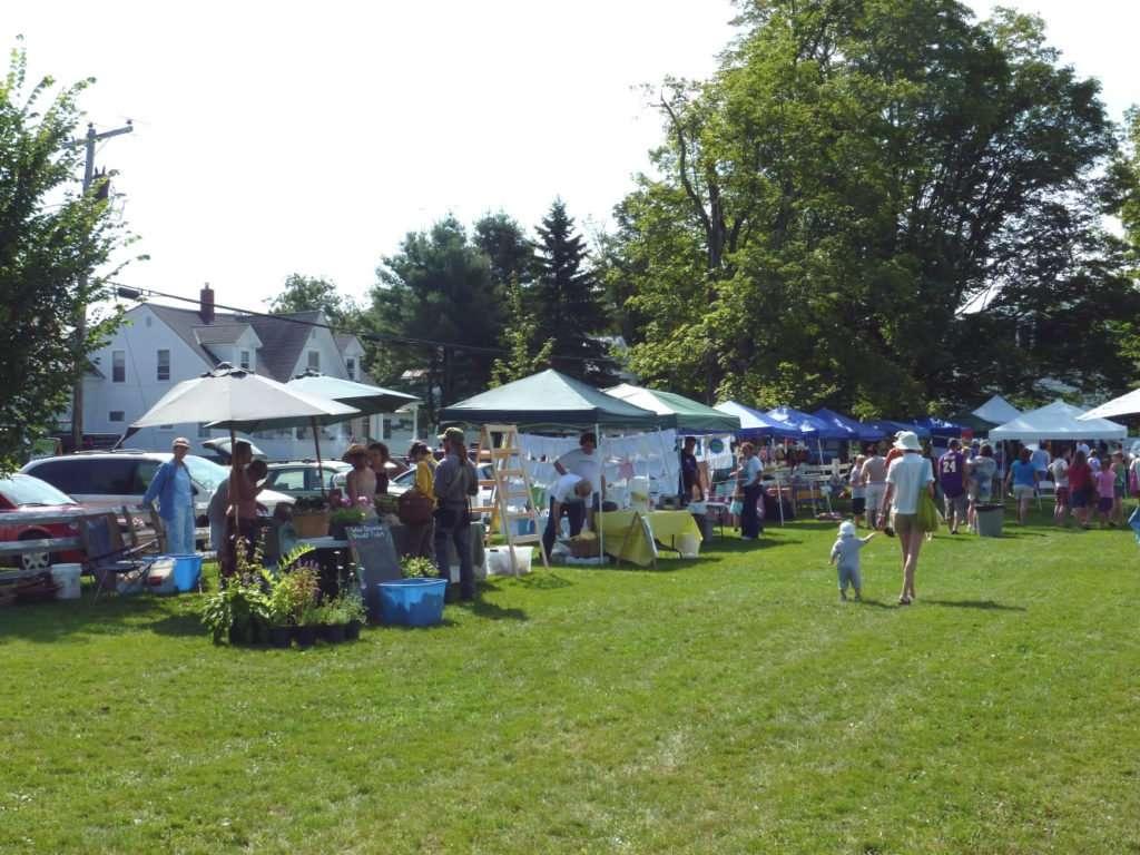 Craftsbury VT Farmers Market vendors