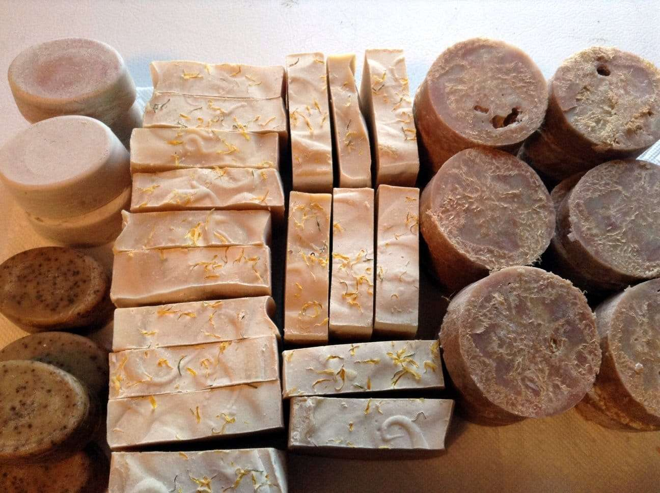 Craftsbury Farmers Market Vendor Products - natural skin-care products