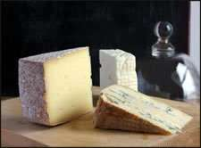 Craftsbury Farmers Market Vendor Products - award-winning cheeses