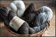 Craftsbury Farmers Market Vendor Products - wool yarn
