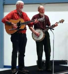 Don Houghton & Ned Houston