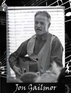 Jon Gailmor, Vermont singer, songwriter & musician - Craftsbury Farmers Market