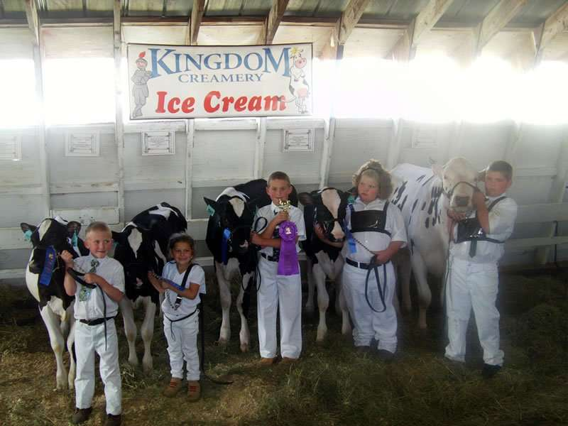 Kingdom Creamery of VT - dairy show winners - Craftsbury Farmers Market
