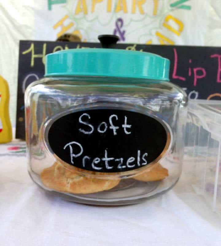 Thistle & Thorn Apiary soft pretzels - Craftsbury Farmers Market