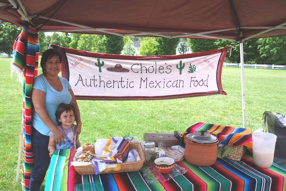 Chole's Authentic Mexican Food - Craftsbury Farmers Market - VT