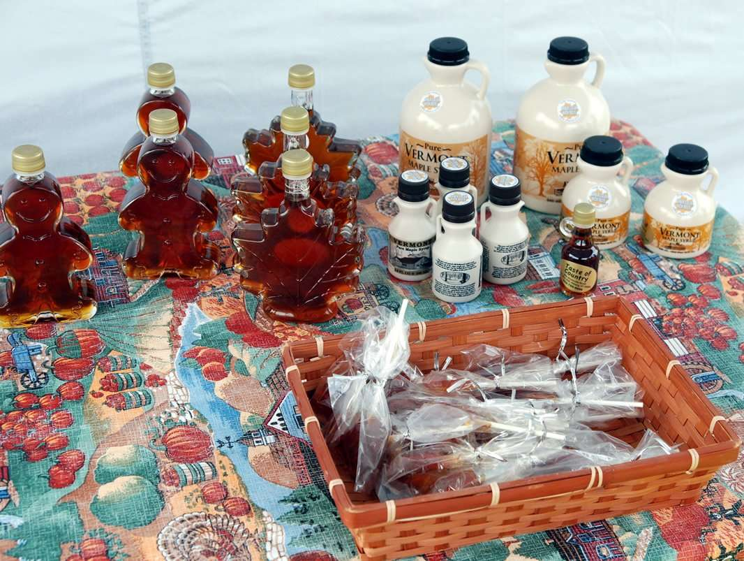 Taste of Country Vermont Maple Syrup - Craftsbury Farmers Market