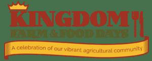 Kingdom Farm & Food Days - 8.19 - 8.21.2016