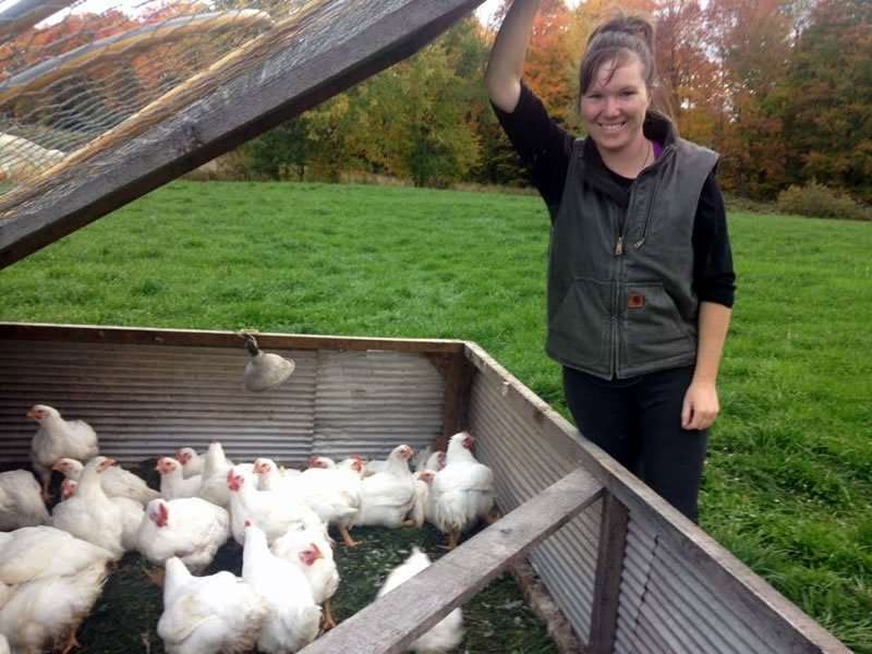 Hillside Farm & Pearce's Pastured Poultry