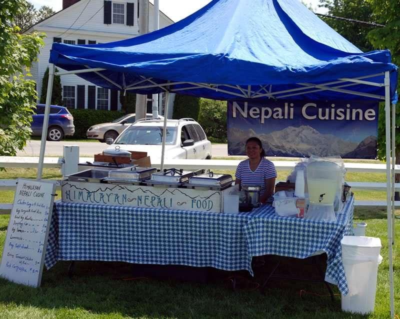 Nepali Cuisine - Nepalese & Himalayan prepared foods - Craftsbury Farmers' Market