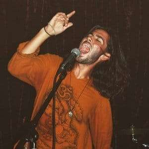 Jackson Hughes - folk, rock n roll, blues and jazz performer