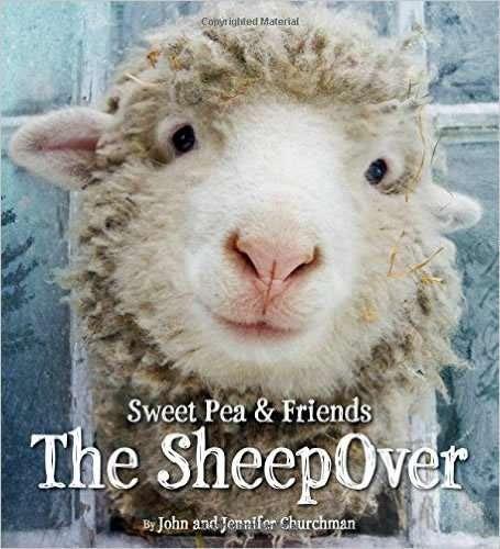 Sweat Pea & Friends by John & Jennifer Churchman