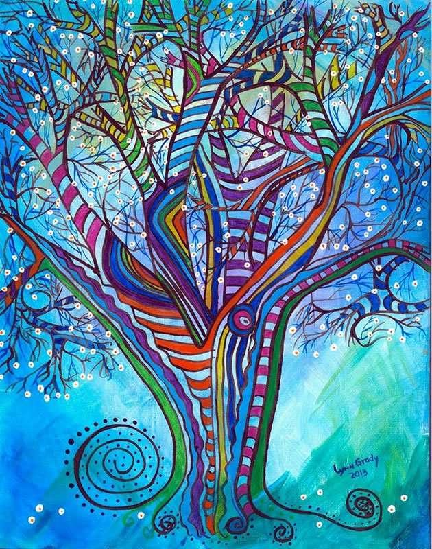 Lynn Grady - Stowe VT artist
