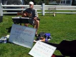 Don Houghton Jr.'s Houghtonanny - Free ukulele lessons
