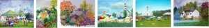 NEK Plein Air Art Show & Sale - Craftsbury Farmers' Market